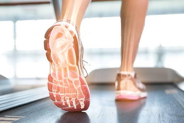 足の専門診断
